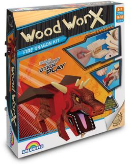 Wood Worx Fire Dragon Kit