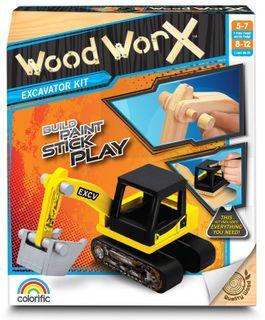 Wood Worx Excavator Kit