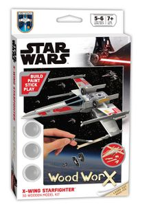 Wood Worx Star Wars X Wing