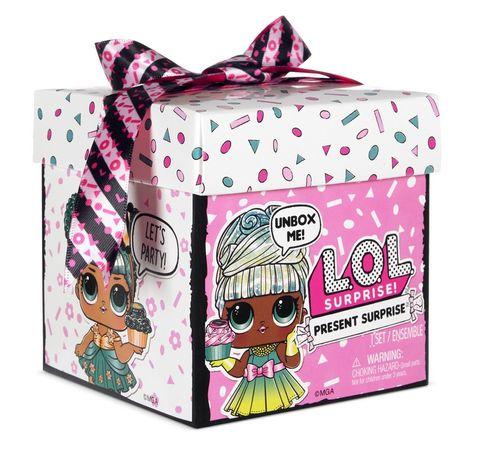 L.O.L Surprise Present Surprise 1pc Var
