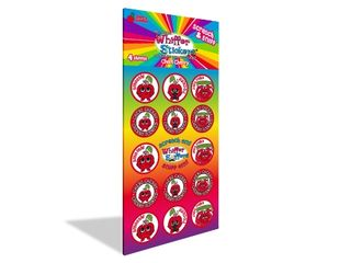 Whiffer Sniffers Cheri Cheri Sticker Pack