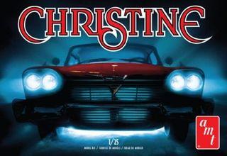 1:25 Christine-'58 Plymouth Bel