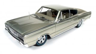 Autoworld 1:18 1966 Dodge Charger Fastback *D