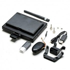 "XK Innovations FPV Accy Pack, 4.3"" display"