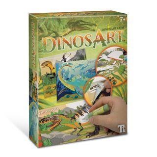 DinosArt,Sand & Foil Art