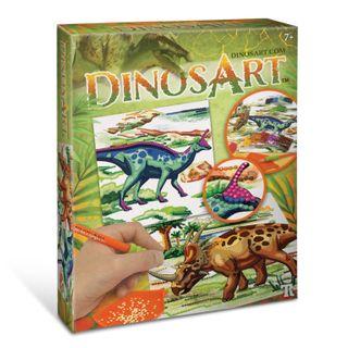 DinosArt,Dazzle-by-Number