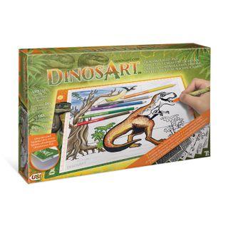 DinosArt,Tracing Light Pad