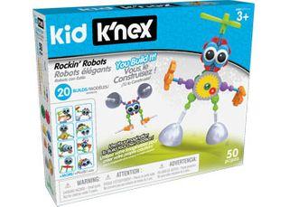 K'Nex Rockin' Robots Building Set