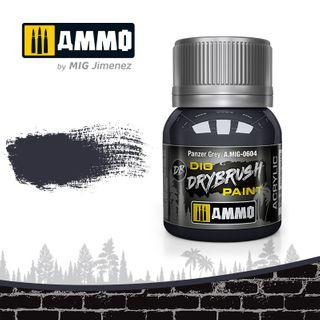 Ammo Paint, Drybrush Panzer Grey 40ml