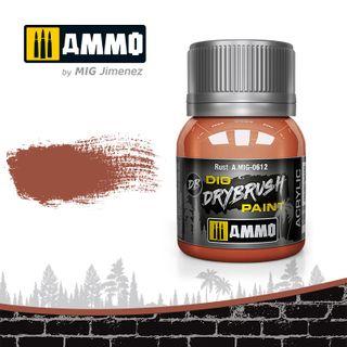 Ammo Paint, Drybrush Rust 40ml