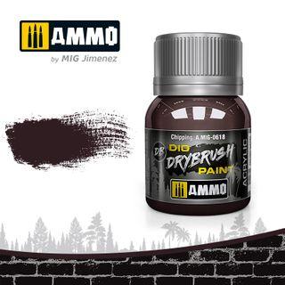 Ammo Paint, Drybrush Chipping 40ml