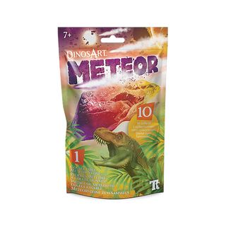 DinosArt,Collectible Meteor Stone 1 PCE