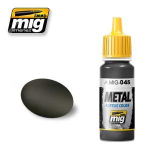 Ammo Paint, Gun Metal 17ml