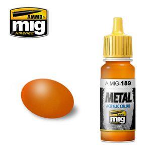 Ammo Paint, Metallic Orange 17ml