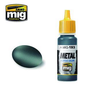 Ammo Paint, Bluish Titanium 17ml