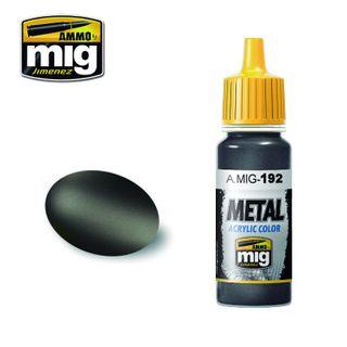 Ammo Paint, Polished Metal 17ml
