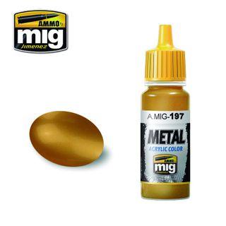 Ammo Paint, Brass 17ml