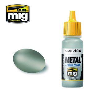 Ammo Paint, Matt Aluminium 17ml