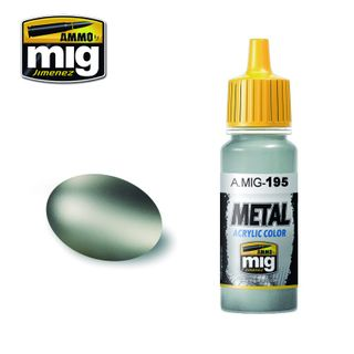 Ammo Paint, Silver 17ml