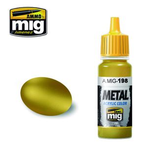 Ammo Paint, Gold 17ml