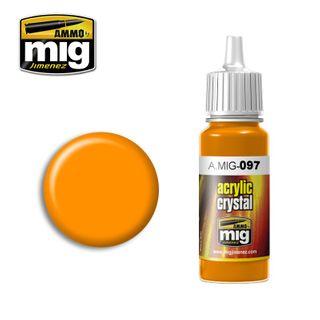 Ammo Paint, Crystal Orange 17ml