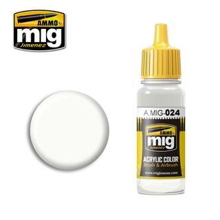 Ammo Paint, Washable White Camo 17ml