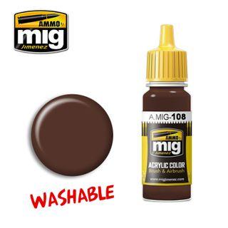 Ammo Paint, Washable Mud 17ml