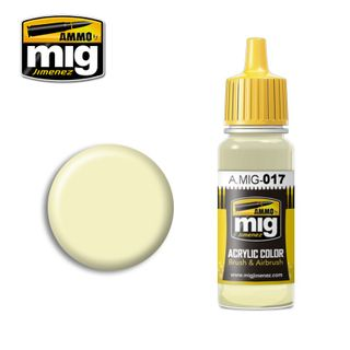 Ammo Paint, Ral 9001 Cremeweiss 17ml