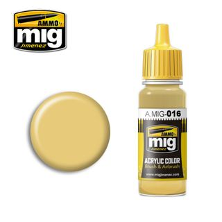 Ammo Paint, Ral 8020 Gelbbraun 17ml