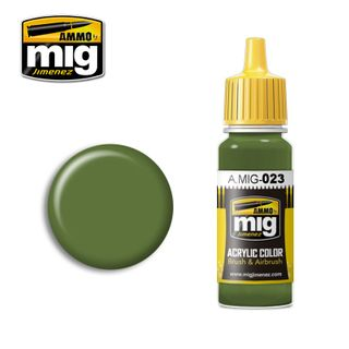 Ammo Paint, Protective Green 17ml