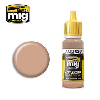 Ammo Paint, Sand Brown 17ml