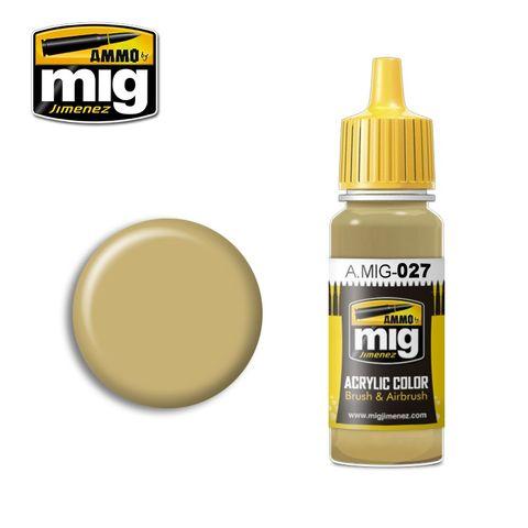 Ammo Paint, Ral8031 F9 German Sand Beige17ml