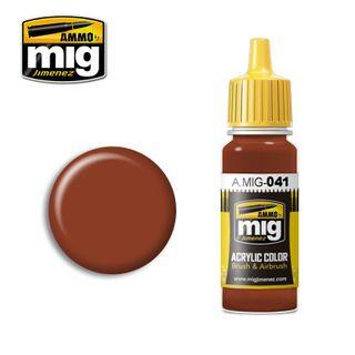 Ammo Paint, Dark Rust 17ml
