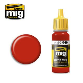 Ammo Paint, Red 17ml
