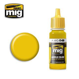 Ammo Paint, Yellow 17ml