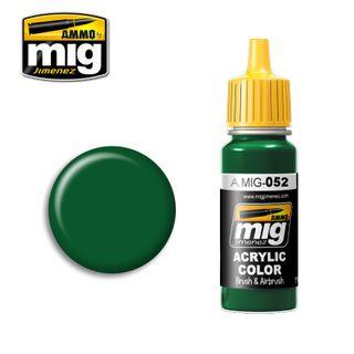 Ammo Paint, Deep Green 17ml