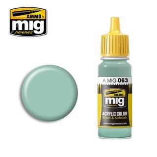 Ammo Paint, Pale Grey 17ml