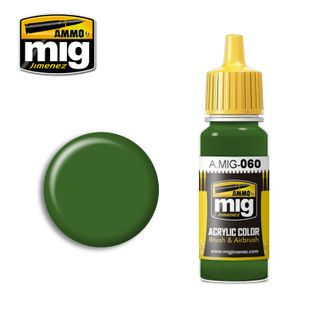 Ammo Paint, Pale Green 17ml