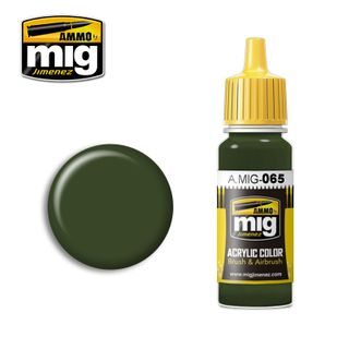 Ammo Paint, Forest Green 17ml