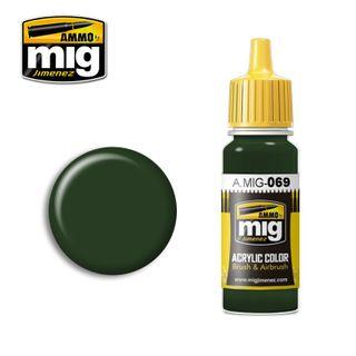 Ammo Paint, Blue Green 17ml
