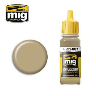 Ammo Paint, Light Sand Grey 17ml