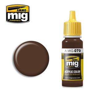 Ammo Paint, Medium Brown 17ml