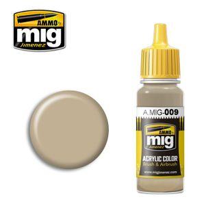 Ammo Paint, Ral 7027 Sandgrau 17ml