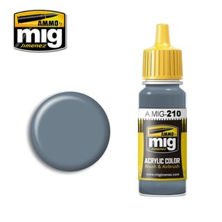 Ammo Paint, FS35237 Blue Grey Amt-11 17ml