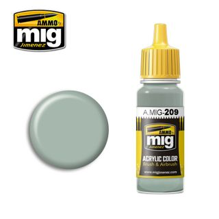 Ammo Paint, FS36495 Light Grey 17ml