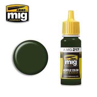 Ammo Paint, Green Slate (RLM 02) 17ml