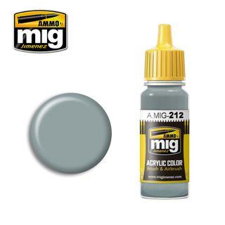 Ammo Paint, FS26373 Silver Grey 17ml