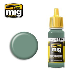 Ammo Paint, FS34226 (Bs283) Interior Green 17ml