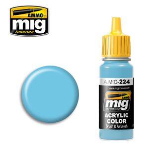 Ammo Paint, FS35250 Sky Line Blue A 17ml