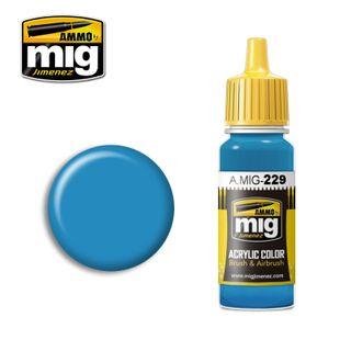 Ammo Paint, FS15102 Dark Grey Blue 17ml